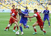 Football Game Dynamo Kyiv Vs Metalurh Zaporizhya