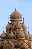Sandcastle: Typical Russian Church Made From Sand