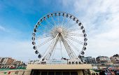 BRIGHTON, UK - CIRCA APRIL, 2013: The Brighton Wheel was erected in October 2011 and should remain i