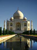 Taj Mahal   Agra (India)