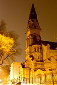 Lutheran Church In Odessa