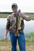 Walleye Trophy Catch