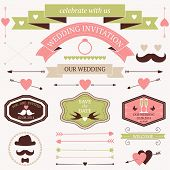 artistic wedding design elements