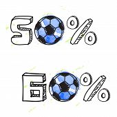 Soccer discount
