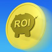 Roi Gold Coin Shows Financial Return For Investors