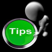 Tips Pressed Means Suggestions Pointers And Guidance
