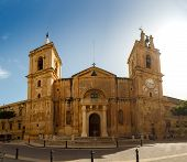 St. John's Co-Cathedral in Valletta