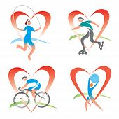 Icons I Love Fitness