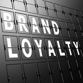 pic of loyalty  - Airport display brand Loyalty image with hi - JPG