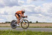 The Cyclist Gorka Izagirre