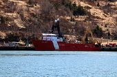 Ccgs Alfred Needler Ready For Rescue Operations