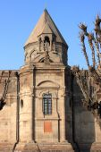 The Etchmiadzin Cathedral