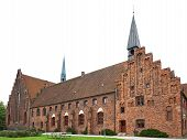 pic of carmelite  - Carmelite Priory located in northern zealand Denmark - JPG