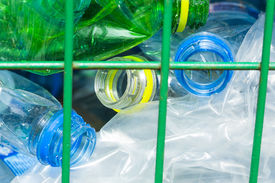 image of segregation  - Segregation and recycling of plastic materials - JPG