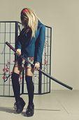 Dangerous Schoolgirl
