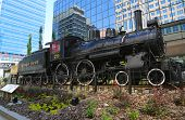 Canadian Pacific Railway Locomotive 29 in Calgary