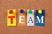 Team Single Word
