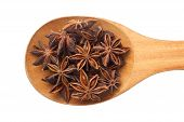 Spoon With Star Anise