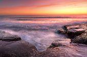 Sunrise At Wombarra Nsw Australia
