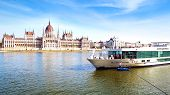 Scenic Crystal Ship. Budapest, Hungary