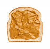 Peanut Butter On Bread