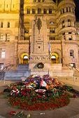 Toronto Old City Hall Cenotaph