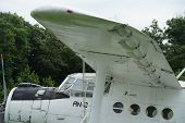Classic Russian Antonov An-2 Colt - side view