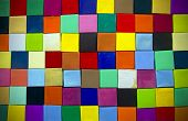 paper squares background