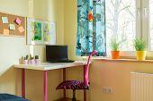 Room Of a Schoolchild