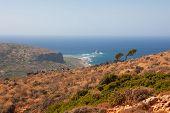 Landscape In Crete