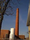 Industrial Smoke Chimney