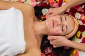 pic of facials  - Beauty treatments in the beauty salon - JPG