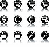 ecommerce icons - set 2
