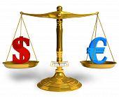 Dollar of Euro?