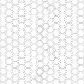 pic of hexagon  - Hexagonal seamless pattern - JPG