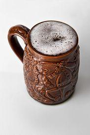 pic of stein  - mug of beer - JPG