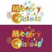 Feliz Navidad, tarjetas de felicitación