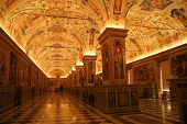 Musei Vaticani Golden Hall