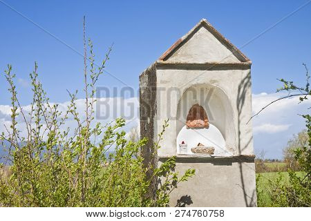 Madonnas Little Temple In A