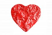 Figured In The Form Of Candy Hearts, Wrapped In Foil