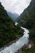 Bhote-Koshi River