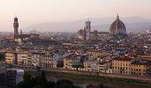 Firenze al atardecer