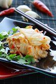 pic of kimchi  - Korean food  - JPG