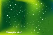 glittering lights background vector