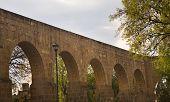 Aquaduct Morelia Mexico
