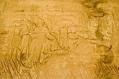 King Suryavarman II on elephant