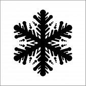 Snowflake Icon, Snowflake Icon Eps10, Snowflake Icon Vector, Snowflake Icon Eps, Snowflake Icon Jpg, poster