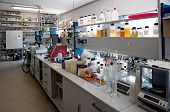 Laboratory For Chemical Analysis
