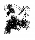picture of beheaded  - Pegasus  - JPG