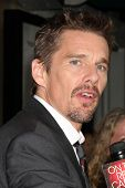 LOS ANGELES - OCT 30:  Ethan Hawke arrives at the